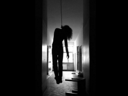 A Girl Allegedly Committed Suicide