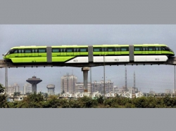 Mumbai Monorail Service Disrupted 11 Stranded Passengers Rescued