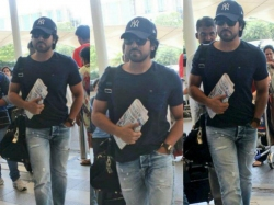 Green Signal For Ram Charan Tej Plane