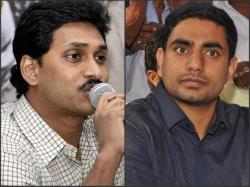 People Will Get Jobs Nara Lokesh Counter To Ys Jagan