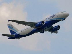 Persons Arrested Misbehaviour With Indigo Cabin Crew
