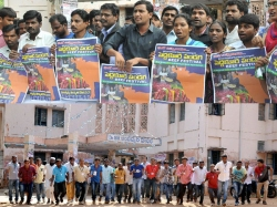 Osmania University Students Defy Court With Beef Fest