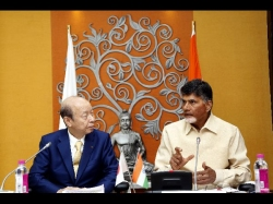 Japan Governor Tastes Andhra Recipes