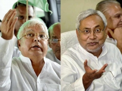 Gloves Off Lalu Yadav S Party Blames Nitish Kumar Rising Cr