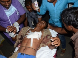 Gun Misfire In Chandampet Police Station At Nalgonda District