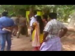 What About Vijay Mallya Asks Wife Farmer Beaten Defaulting