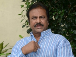 Tollywood Hero Mohanbabu Speaking About Politics At Rajampet