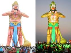 Ft Hanuman Statue In Dhoolpet Hyderabad