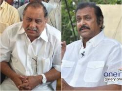 Mudragda Padmanabham Meets Mohan Babu