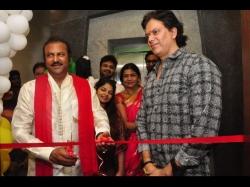 Hero Mohan Babu Opened Junior Kuppanna Hyd