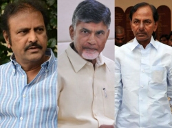 From Chiranjeevi To Mohan Babu Are Praising Kcr