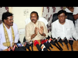 Mohan Babu Praises Kcr At Vemulawda