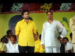 Devineni Nehru Recalls Association With Naidu Joins Tdp