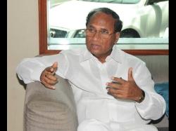 Minister Ravela Says No Need Status As Chandrababu Is Ap Cm