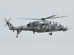Indian Army Cheetha Helicopter Crashes Sukna West Bengal
