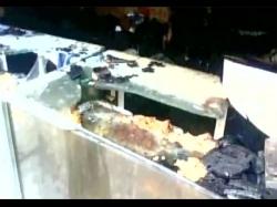 Maharashtra 6 Killed Fire At Bakery Pune
