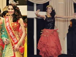 Meet New Mrs India New England Soumy Dharma Teja
