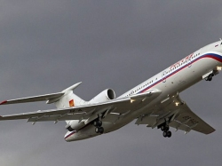 Russian Plane Disappears Moment After Take Off From Sochi