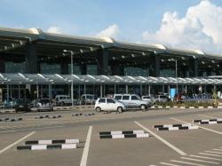 Cisf Jawan Kills Self Bengaluru Inter National Airport