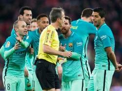 Bilbao Beat Barcelona Copa Del Rey Tie