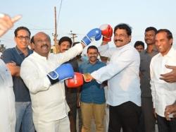 Minister Ayyanna Patrudu Hot Comments On Vishaka Utsav
