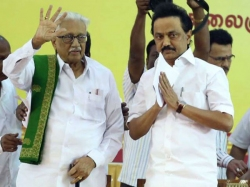 Ops Group Aiadmk Mps Wants Double Leaf Symbol Should Be Get Freeze