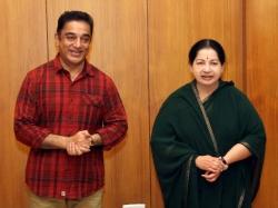 Tweets Against Sasikala Why Kamal Angry With Jayalalithaa