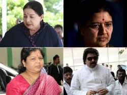 Sasikala Convicted Neither Panneerselvam Nor Stalin Subramanian Swamy Is The
