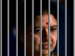 Is What Sasikala Will Earn At The End Her Jail Term