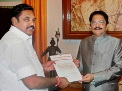Edappadi K Palaniswami Is New Tamil Nadu Chief Minister Takes Oath