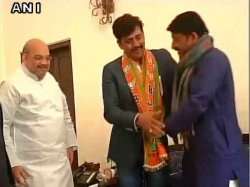 Bhojpuri Actor Ravi Kishan Congress Candidate 2014 Formall
