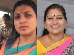 Mla Anitha Fires At Rk Roja