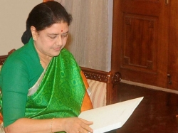 Sasikala Replies Ec S Notice On Her Appointment As General Secretary