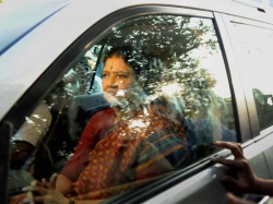 Sasikala Implements Her Strategies From Jail