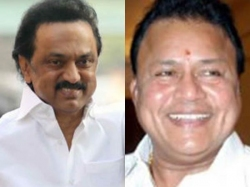 Tamil Actor Radha Ravi Today Joined Dmk