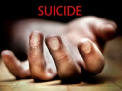 A Youth Allegedly Committed Suicide Vizianagaram