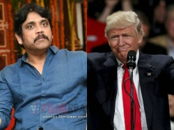 Akkineni Nagarjuna Says Trump Is Ideal