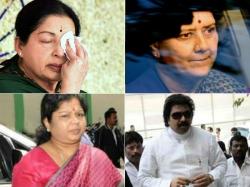 Vk Sasikala Natarajan Flooded With Hate Mails Bengaluru Jail