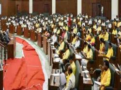 Andhra Pradesh Assembly Post Poned 10 Minutes