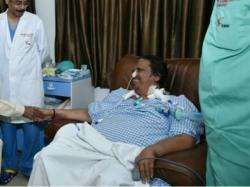 Huge Medical Bill Dasari Narayanarao S Health Treatment Kims