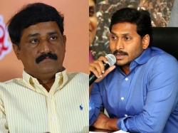 Why Ys Jagan Targetting Minister Ganta