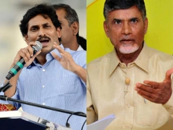 Ys Jagan Challenges Chandrababu Over Travels