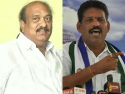 Chevireddy Bhaskar Reddy Lashes At Jc Prabhakar Reddy