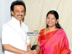 Mk Stalin Still Not Allow Rajya Sabha Mp Kanimozhi Campaign