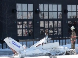 Dead After Planes Collide Above Shopping Centre On Montreals South Shore