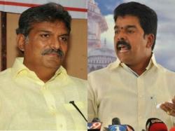 Ysrcp Mla Anil Yadav Blames Tdp Leaders