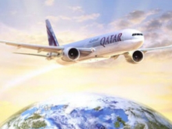 Qatar Airways Hastens India Push Plans 100 New Jets Amid Mo