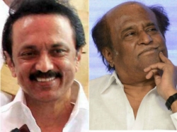 Actor Rajinikanth Wishing Dmk Working President Stalin On His Birthday