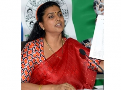 Mla Pushpa Srivani Questioned Chandrababu Naidu Why He Fearing About Roja