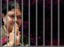 Aiadmk Leaders Meet Sasikala Jail